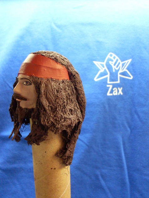 Pirát (kapitán Jack Sparrow)