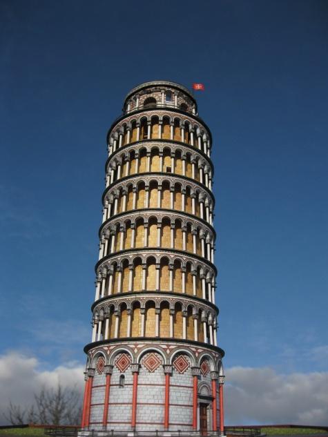 Pisa - Šikmá věž