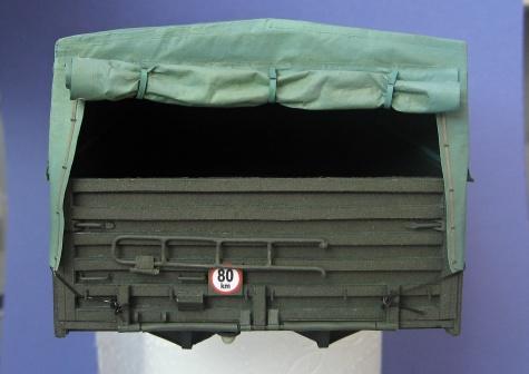 Plachta na T 815 VVN - RipperWorks