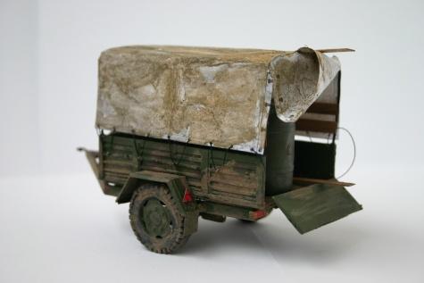 PN 1,5 Prívesný vozík