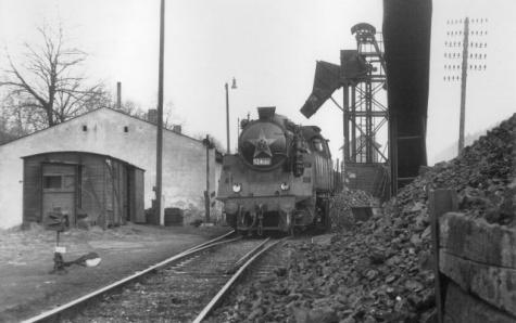 Podklady pro modely výtopen parních lokomotiv