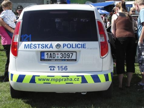 Policejní a hasičská vozidla