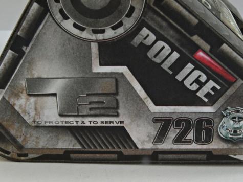 Policejní mech T2