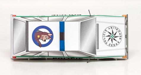 Policejní vozidlo