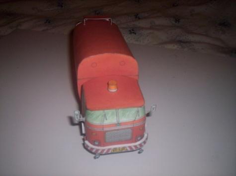 Polpelářský automobil liaz bobr