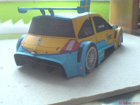 Pomník: Renault Mégane Trophy
