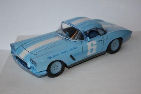 Chevrolet 1962 Tokoro s  Corvette