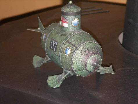Ponorka  Sword