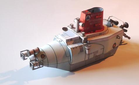 Ponorka Alvin
