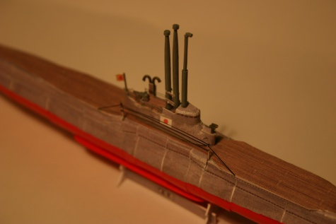 ponorka I-58