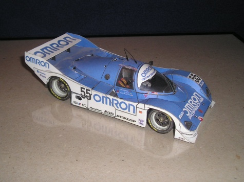 Porsche 962 C Omron