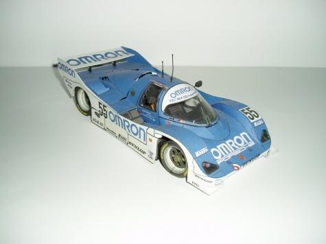 Porsche OMRON 962 C