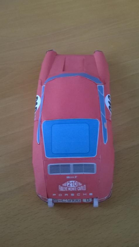 Porsche 911S (Monte Carlo Rallye 1968)