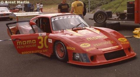 Porsche 935/81 - Portland 100 miles, Gianpiero Moretti