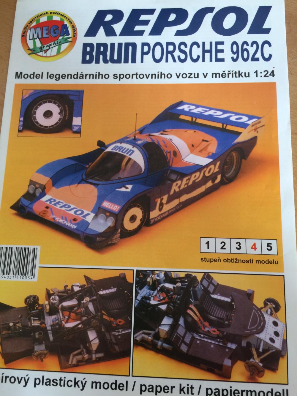 Porsche 962C Repsol
