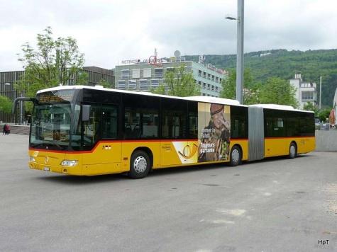 PostAuto Mercedes-Benz Citaro G