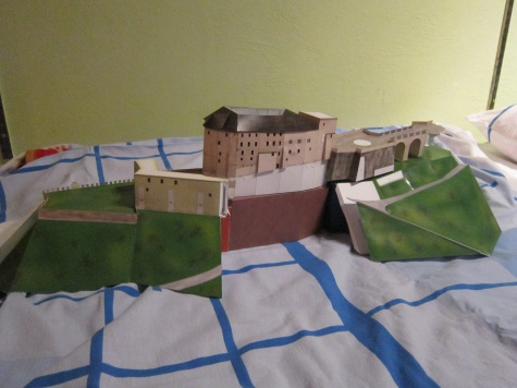postavené modely