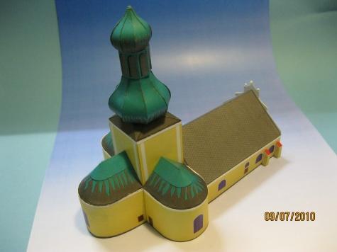Poutní kostel - Křemešník