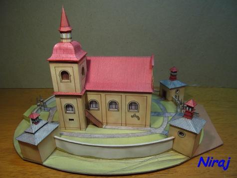 Poutní kostel Homole