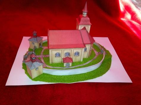 Poutní kostel na Homoli