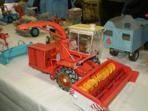 Pradědečkův traktor 2009 Čáslav
