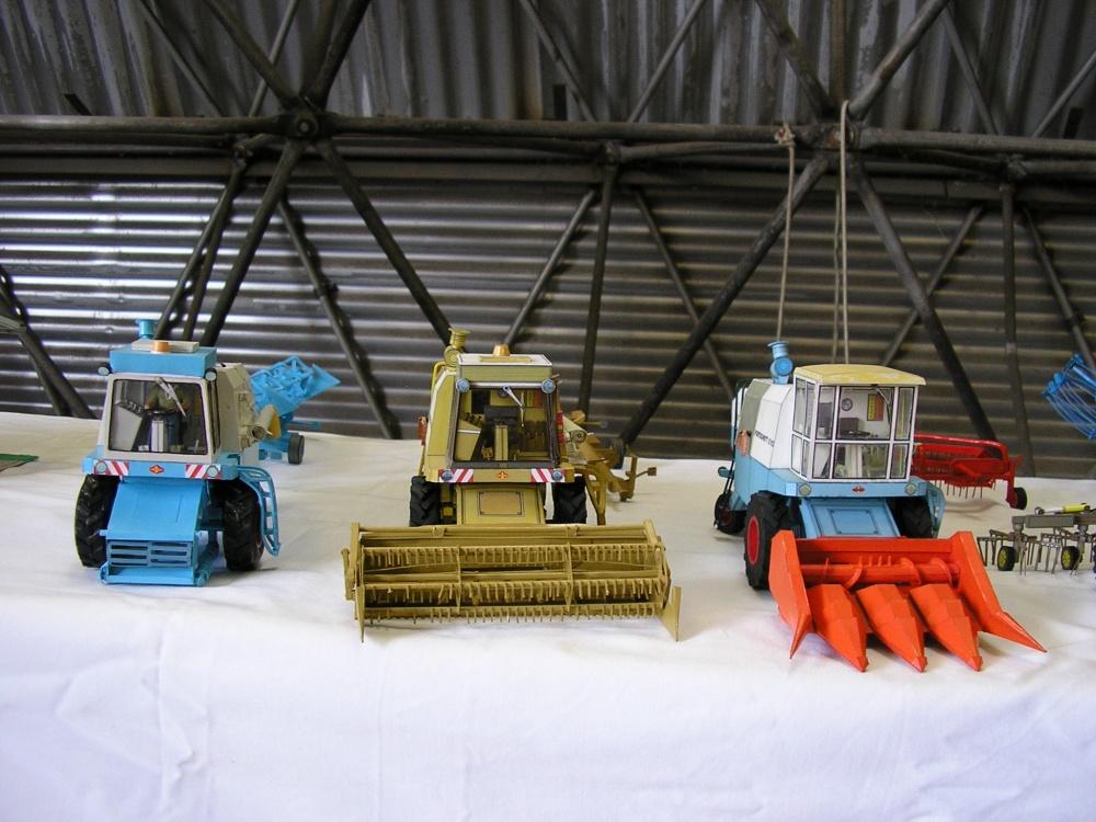 Pradědečkův traktor 2012