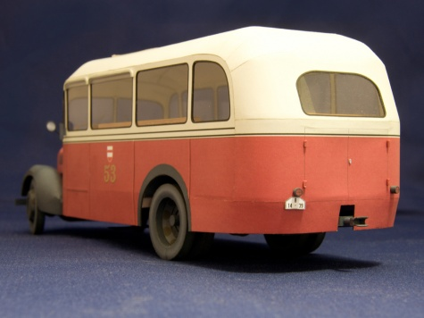 Praga RND Bus