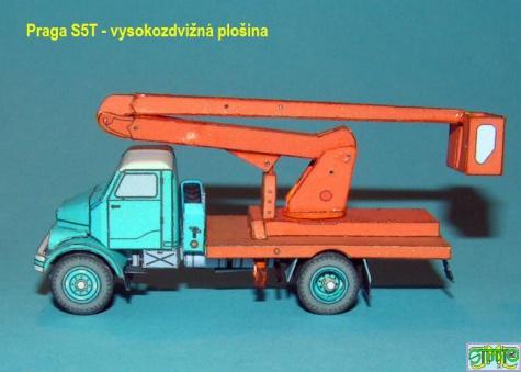 Praga RV - Praga S5T