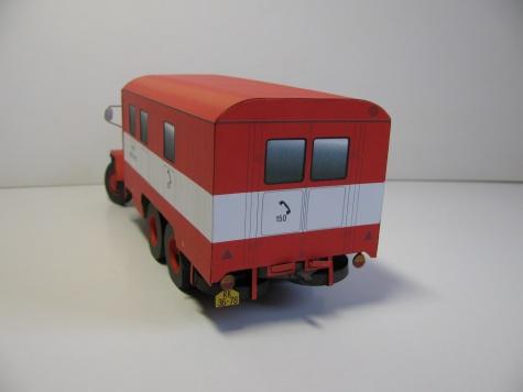 Praga V3S HA