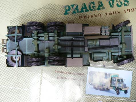 PRAGA V3S PERSKÝ ZÁLIV 1991