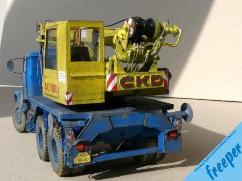 Praga V3S AD080
