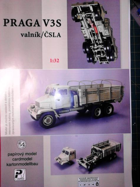 Praga V3S valnik/ČSLA