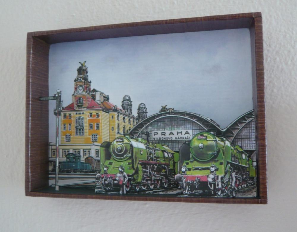 Praha Wilsonovo nádraží