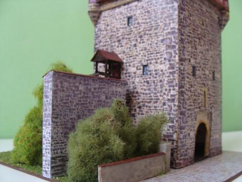 Pražská brána Rakovník