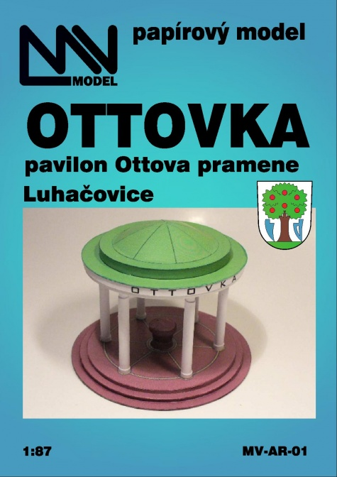 Pramen Ottovka Luhačovice