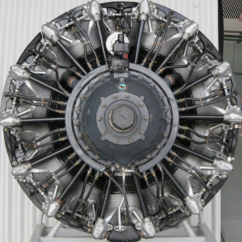 Pratt & Whitney R-1830 Twin Wasp