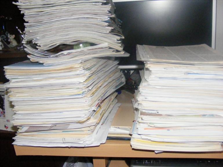 Právě probíhající částečná archivace po x měsících(možná letech)