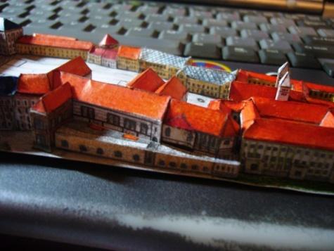 Pražský hrad 1:2000