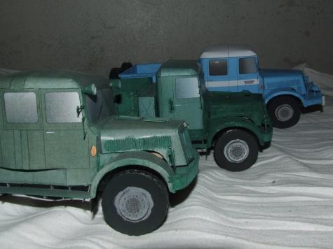 Prestavba T141 na Tatra111