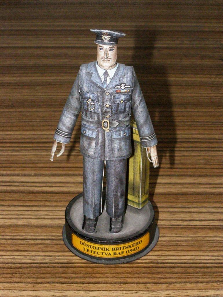 Příslušník RAF