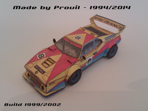 PROCAR BMW M1