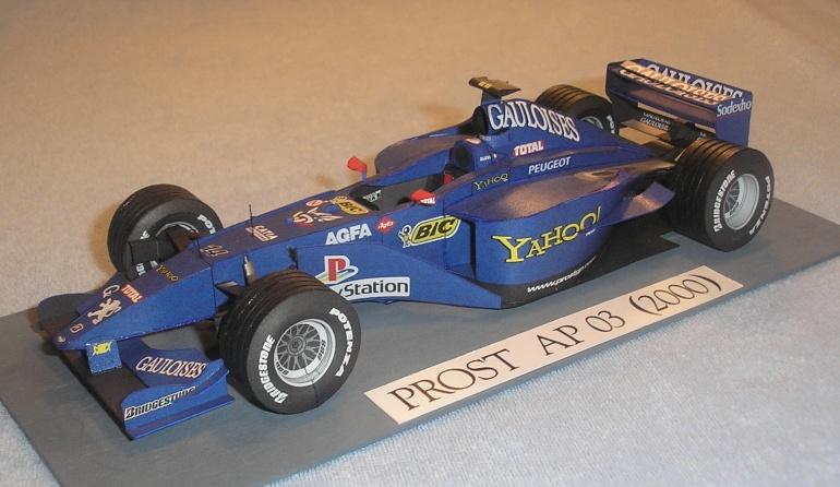 PROST AP 03 (2000)