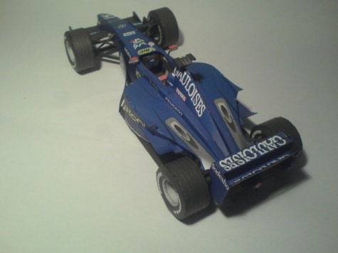 Prost AP 03 - Nick Heidfeld