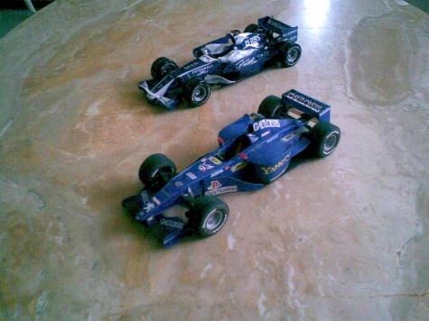 Prost AP 03,Nick Heidfeld,2000