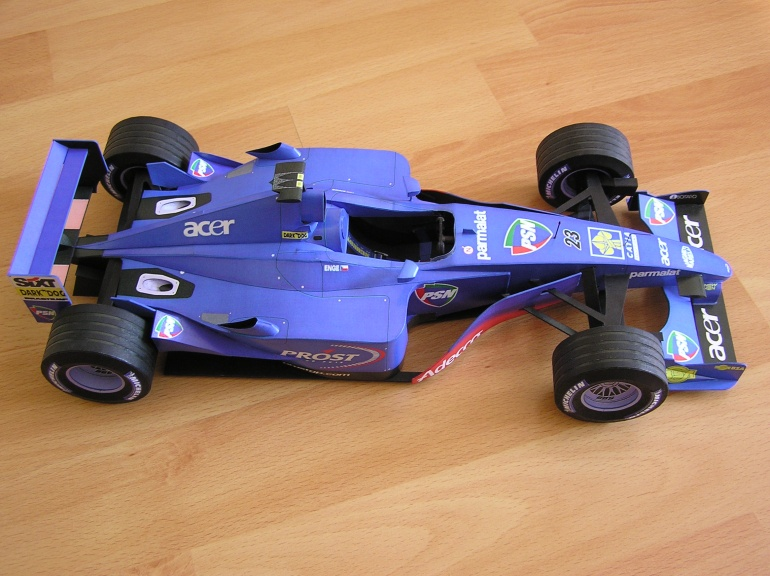 Prost AP 04 2001
