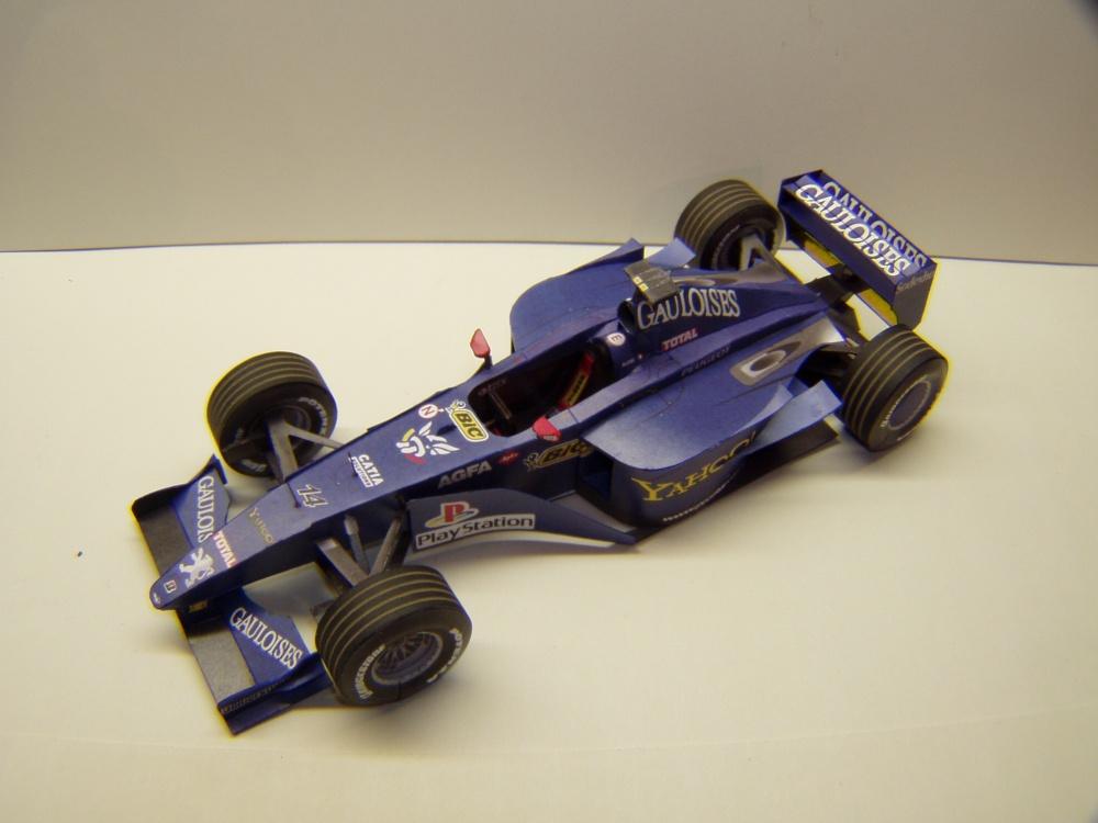 Prost AP03, 2000, J. Alesi, 24 hodinovka