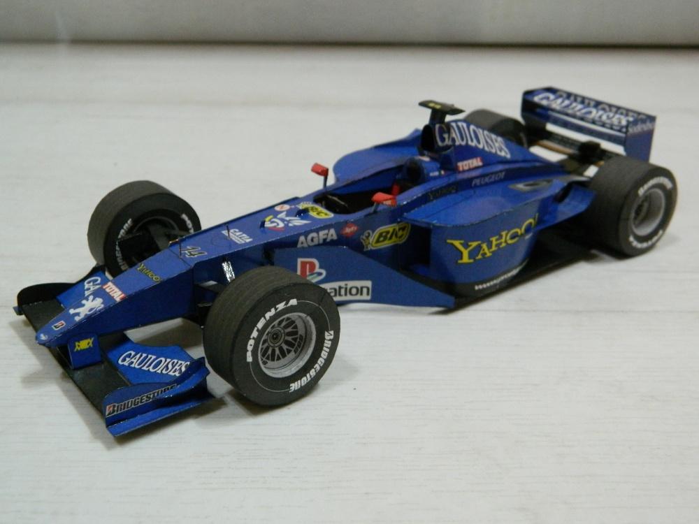 Prost AP03 J.Alesi r.2000