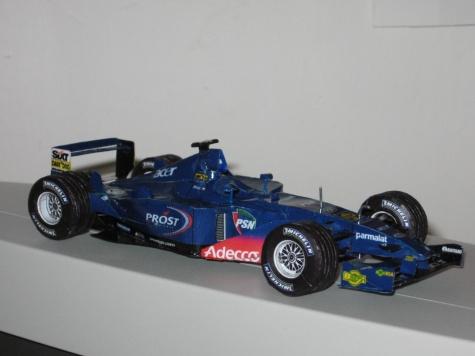 Prost AP04   Enge, 2001