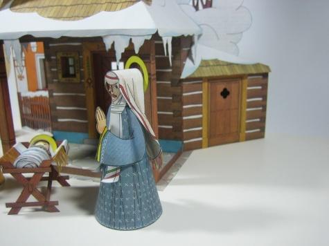 Prostorový Betlém