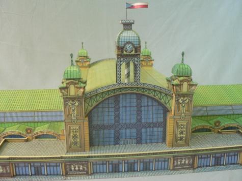 Průmyslový palác - Praha